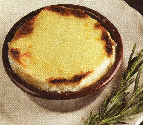 İlikli Soğan Çorbası