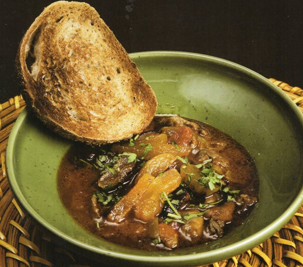 Etli & Kayısılı Çorba