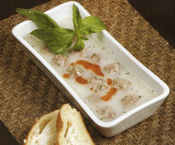 Sebzeli Mantı Çorbası