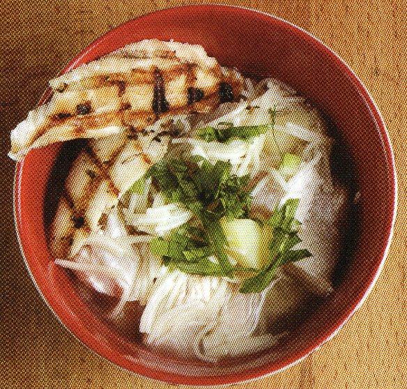 Tavuklu Soğuk Çorba