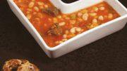 Biberli Hindi Çorbası