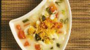 Kestaneli &Tavuklu Havuç Çorbası
