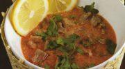 Kremalı İncik Çorbası