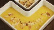 Safranlı Badem Çorbası