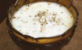 Yoğurtlu Hindi Çorbası