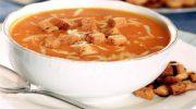 Domates ve Ekmekli Çorba Tarifi