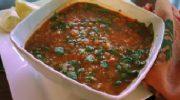 Ispanaklı Domates Çorbası Tarifi