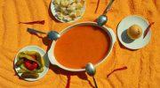 Kavurmalı Acı Tarhana Çorbası Tarifi