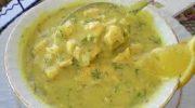 Körili Tavuk Çorbası Tarifi