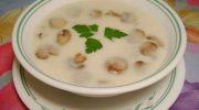Mantarlı Pirinç Çorbası Tarifi