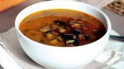 Meksika Fasulyeli Mercimek Çorbası