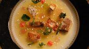 Safranlı Balık Çorbası Tarifi