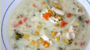 Sebzeli Yoğurt Çorbası Tarifi