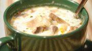 Yabani Mantar Çorbası Tarifi